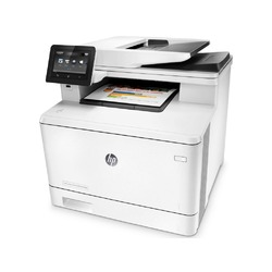 Hp Color LaserJet M477fdw