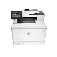 HP Color LaserJet M477fnw