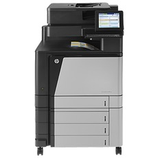 купить принтер Hp LaserJet Enterprise Flow M880z